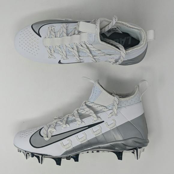 325f1f6f7d14f Nike Shoes | Alpha Huarache 6 Elite Lacrosse Cleats Sz 8 | Poshmark
